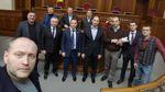 Фотофакт: Після обіду в Раді залишилось всього 18 депутатів