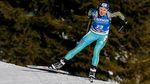 Украинская биатлонистка пробилась в десятку лучших спортсменок мира