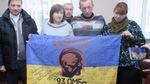 """""""Кіборга"""" з Донецького аеропорту засудили до тюремного терміну за """"крадіжку"""" прапора"""