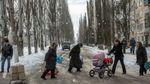 Многоэтажки попали под обстрел в Авдеевке: ранены дети