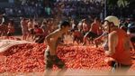 Масова бійка помідорами відбулась у Чилі: відео
