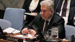 Появилась реакция представителя Украины в ООН на смерть Чуркина