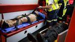 Зіткнення поїздів у ПАР: сотня осіб травмовані
