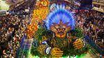 Карнавал в Ріо розпочався гучним скандалом