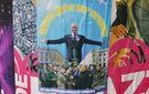 """Фотофакт: мер Одеси """"помирив"""" мертвого """"Гіві"""" з Турчиновим"""