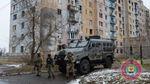 Бійці спецпідрозділу КОРД покидають Авдіївку: фото