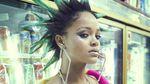 Нарушать правила: Рианна снялась в дерзкой фотосессии для журнала Paper