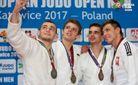 Украинские дзюдоисты торжествовали на престижных соревнованиях