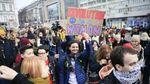 Головні новини 8 березня: сутички на жіночих маршах, у Києві розстріляли бізнесмена