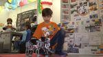 Маленькие изобретатели представили уникальных роботов в Киеве