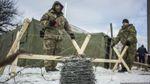 Ветераны АТО планируют восстановить блокаду на утраченном участке