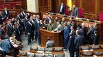 Органы правопорядка не имеют права заходить в стены, где проходят парламентские дебаты, – Сыроед