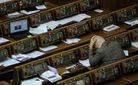 Рада не взялася розглядати скандальне рішення антикорупційного комітету