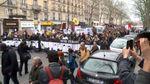 В Парижі масштабна акція проти поліцейського насилля переросла в сутички