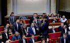 Депутатов поймали на кнопкодавстве за скандальное постановление