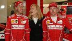 Как Николь Кидман открывала новый сезон Formula-1