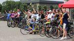 Велосипедисты напомнили водителям о своих правах на дороге