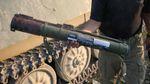 Появилось фото оружия, из которого обстреляли консульство Польши в Луцке