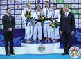 Украинская дзюдоистка завоевала медаль на престижных соревнованиях