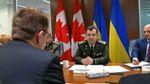 Украина ожидает поставки оружия из Канады