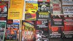 Какие пропагандистские книги Кремля запретили ввозить в Украину: перечень