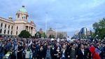 """У Сербії третій день тривають масові протести після перемоги на виборах """"друга Путіна"""""""