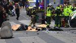 Полиция задержала подозреваемого в теракте в Стокгольме