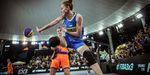 Сборная Украины по баскетболу вошла в топ-3 мирового рейтинга