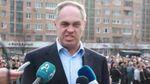 Народний депутат перед святами прохолоджувався в окупованому Криму