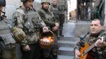 Как празднуют Пасху в зоне АТО: церковные колокола вместо обстрелов