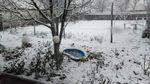 Зима прийшла на Харківщину після Пасхи