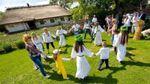 На Львовщине детей с востока знакомили с пасхальными традициями галичан