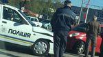 Поліцейські в Дніпрі потрапили в аварію: є постраждалі