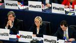 Европарламент озвучил, какие миллионные убытки нанесла Ле Пен