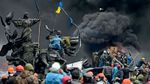 У Києві поглумилися над пам'ятником Героям Небесної сотні: опубліковано фото