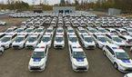 Українська поліція отримає новенькі авто: перша партія вже в Україні
