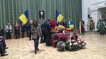 У Києві поховали видатного поета Бориса Олійника
