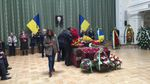 В Киеве похоронили известного поэта Бориса Олийныка