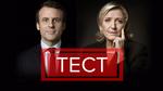 Макрон или Ле Пен? За кого бы Вы проголосовали на выборах президента Франции?
