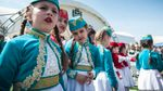 Как оккупанты собирали массовку на праздник Хыдырлез в Крыму: опубликовано фото и видео