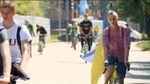 """""""Ніколи не можна забувати"""", – у Запоріжжі провели велопробіг пам'яті"""