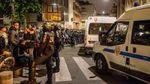 Почти полторы сотни участников акций против результатов выборов задержали в Париже