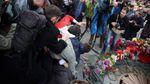 В еще одном символическом для 9 мая месте в Киеве возникли столкновения: есть пострадавшая