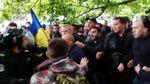 Луценко про побиття ветеранів АТО: Генпрокуратура розслідує ганебну співпрацю поліції і тітушок