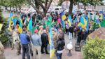 В Днепре пикетируют местную полицию, требуют наказать виновных