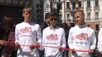 У фан-зонах Євробачення відкрили безкоштовні пункти тестування на ВІЛ