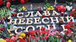 На Одещині пошкодили пам'ятний стенд Героям Небесної сотні