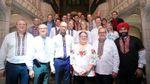 Канадські депутати і міністри приєднались до дня української вишиванки: промовисті фото