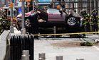 Жуткая авария на Таймс-сквер: появились ужасающие видео (18+)