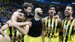 Известный баскетбольный клуб Турции впервые в истории выиграл Евролигу